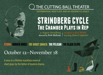 Strindberg Cycle: The Chamber Plays in Rep
